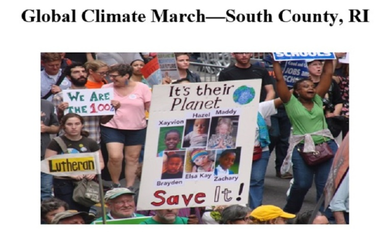 GlobalClimateMarch